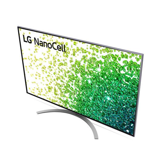 """LG NanoCell NANO86 55NANO866PA 55"""" 4K Ultra HD Smart TV NOVITÀ 2021 Wi-Fi Processore α7 Gen4 AI Picture"""