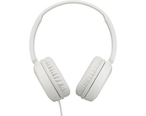 JVC HA-S31M-W Cuffia Padiglione auricolare Connettore 3.5 mm Bianco
