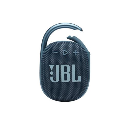 JBL Clip 4 Altoparlante portatile mono Blu 5 W