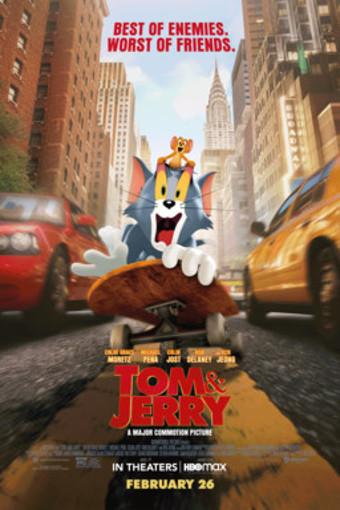 Warner Bros Tom & Jerry Blu-ray