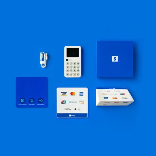 SumUp Lettore di Carte 3G