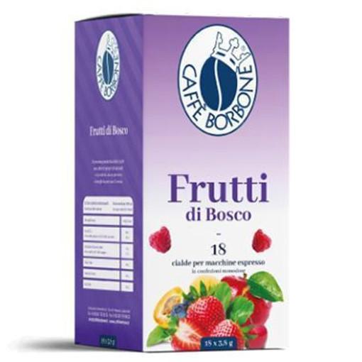 Caffe Borbone Frutti di Bosco Tè alle erbe