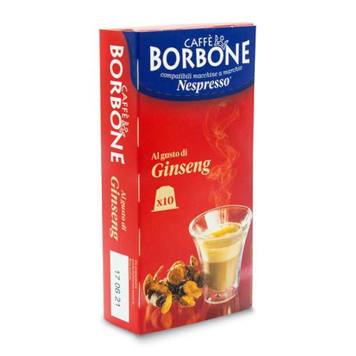 Caffe Borbone Al gusto di Ginseng Capsule caffè 10 pz