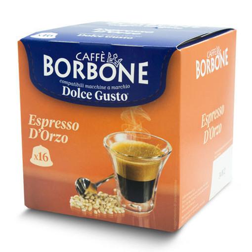 Caffe Borbone Espresso D'Orzo Capsule caffè 16 pz