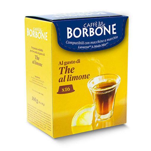 Caffe Borbone Al gusto di The al limone Capsula di tè
