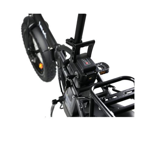 """Vivobike VF19 Nero Alluminio 50,8 cm (20"""") 26 kg"""