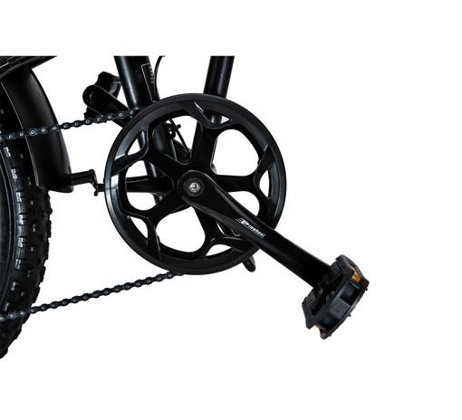 """Vivobike VF21V Nero, Verde Alluminio 50,8 cm (20"""") 26 kg Litio"""