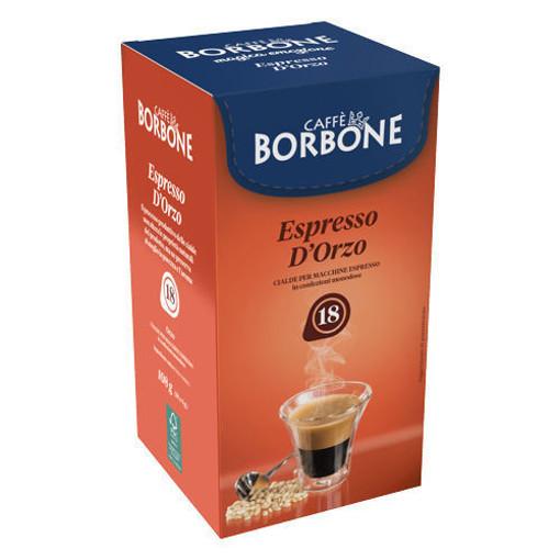 Caffe Borbone Espresso d'Orzo Cialde caffè 18 pz