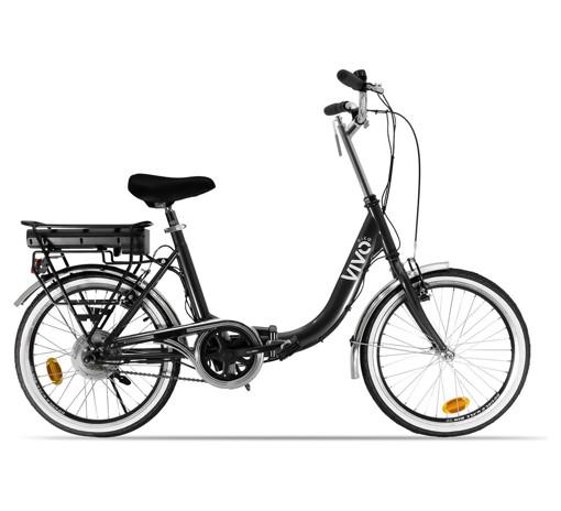 "Vivobike VF20GR Nero Acciaio 50,8 cm (20"") 18,8 kg"