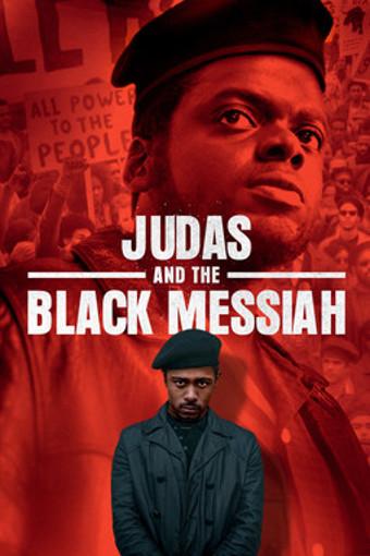 Warner Bros Judas and the Black Messiah DVD