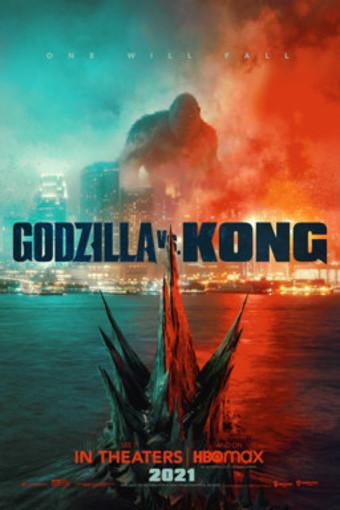 Warner Bros Godzilla vs Kong Blu-ray