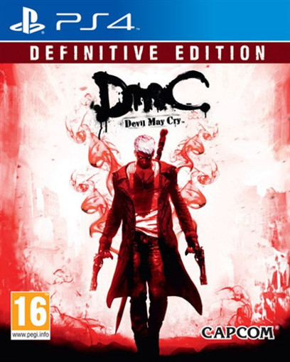 Halifax Devil May Cry Definitive Ed. Ps4 Basic ITA PlayStation 4