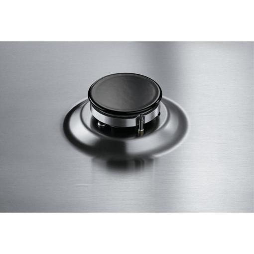 Electrolux EGS7534X Acciaio inossidabile Da incasso Gas 5 Fornello(i)