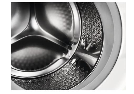 Electrolux EW7F384BI lavatrice Da Incasso Caricamento frontale 8 kg 1400 Giri/min D Bianco