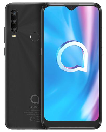 "Alcatel 1SE (2020) 15,8 cm (6.22"") Doppia SIM Android 10.0 4G 3 GB 64 GB 4000 mAh Grigio"
