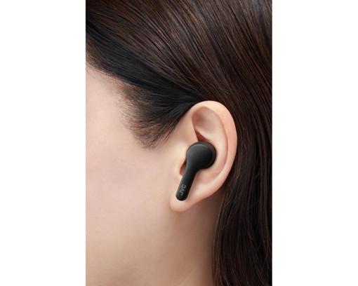 JVC HA-A7T-B Cuffia Auricolare Micro-USB Bluetooth Nero