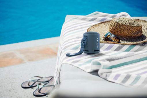 Sony SRS-XB13 - Speaker Bluetooth® portatile, resistente con EXTRA BASS, Blu