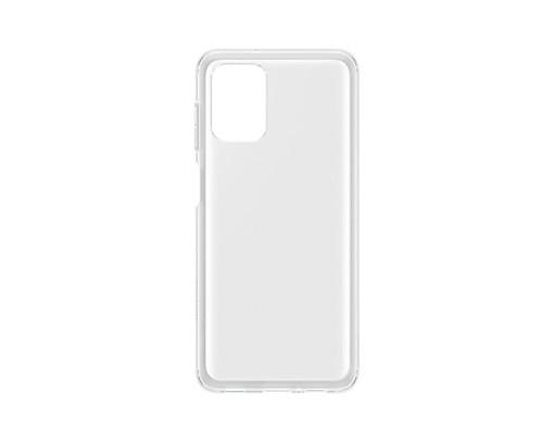 "Samsung EF-QA125TTEGEU custodia per cellulare 16,5 cm (6.5"") Cover Trasparente"