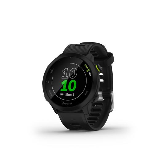 Garmin Forerunner 55 orologio sportivo Touch screen Bluetooth 208 x 208 Pixel Nero