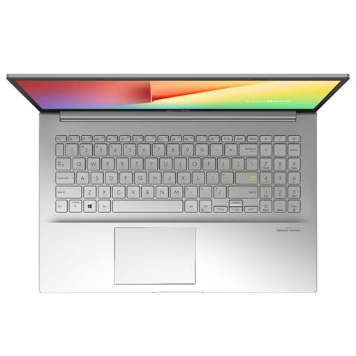 "ASUS VivoBook 15 K513EQ-BN162T DDR4-SDRAM Computer portatile 39,6 cm (15.6"") 1920 x 1080 Pixel Intel® Core™ i7 di undicesima generazione 8 GB 512 GB SSD NVIDIA GeForce MX350 Wi-Fi 6 (802.11ax) Windows 10 Home Argento"