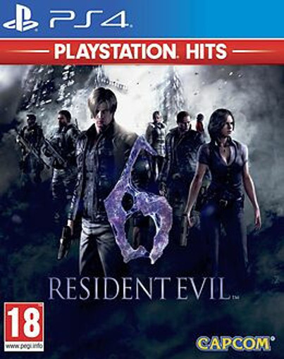 Koch Media Resident Evil 6 Hits Basic Inglese, ITA PlayStation 4