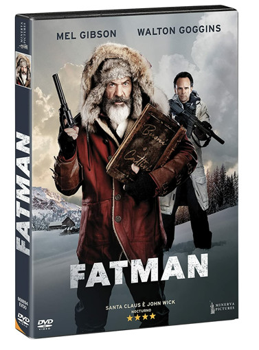 Eagle Pictures Fatman DVD ITA