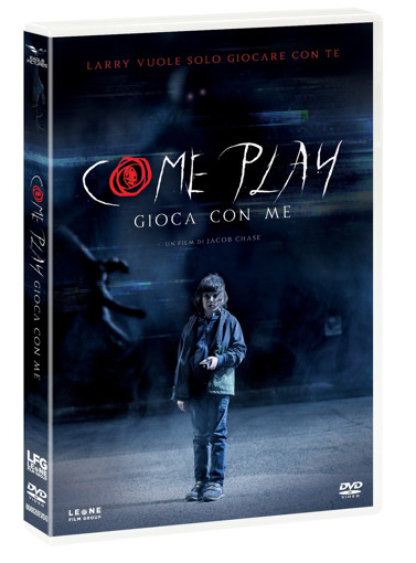 Eagle Pictures Come Play DVD ITA