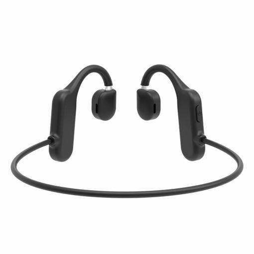 SBS TEEREARAIRBTK cuffia e auricolare Auricolare, Passanuca Micro-USB Bluetooth Nero