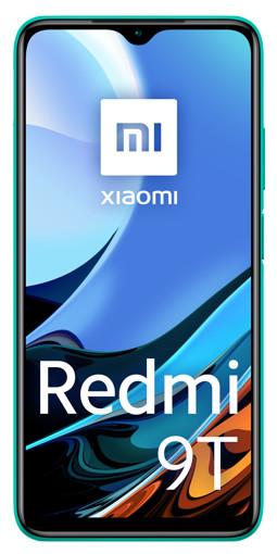 """Vodafone Xiaomi Redmi 9T 16,6 cm (6.53"""") Doppia SIM MIUI 12 4G USB tipo-C 4 GB 128 GB 6000 mAh Verde"""
