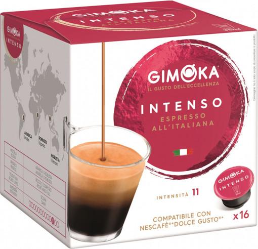 Gimoka Intenso Capsule caffè 16 pz