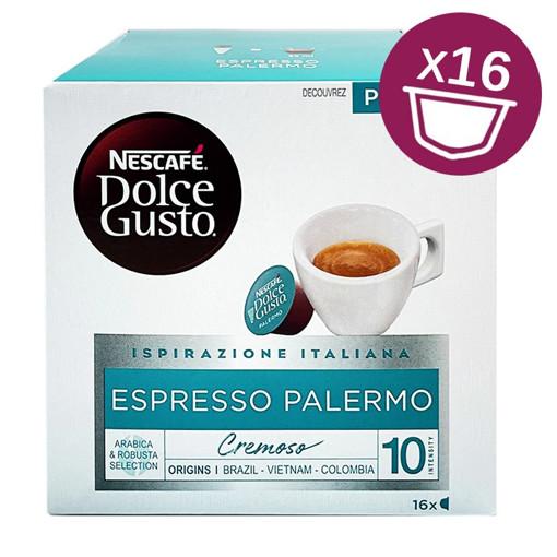 Nescafé Dolce Gusto Espresso Palermo Capsule caffè 16 pz