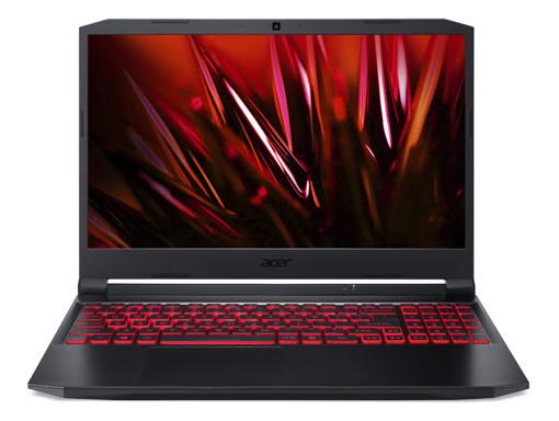 "Acer Nitro 5 AN515-56-795N DDR4-SDRAM Computer portatile 39,6 cm (15.6"") 1920 x 1080 Pixel Intel® Core™ i7 di undicesima generazione 16 GB 1000 GB SSD NVIDIA® GeForce® GTX 1650 Wi-Fi 6 (802.11ax) Windows 10 Home Nero"