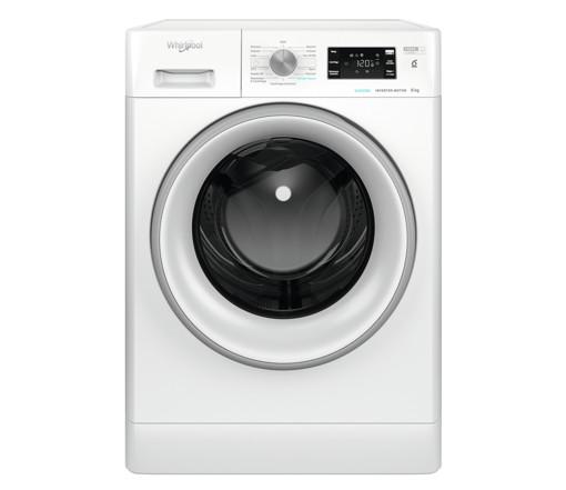 Whirlpool FFB 8258 SV IT lavatrice Libera installazione Caricamento frontale 8 kg 1200 Giri/min B Bianco