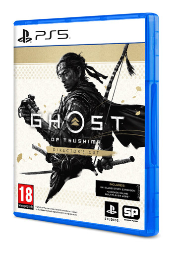 Sony Ghost of Tsushima Director's Cut PS5