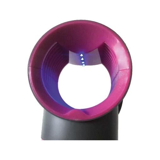 TWEED Windy Automatico Insetticida Adatto per uso interno Grigio, Rosa