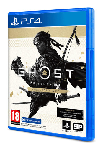 Sony Ghost of Tsushima Director's Cut PS4