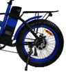 """Nilox X8 INTER Nero, Blu Acciaio 50,8 cm (20"""") 24 kg Litio"""
