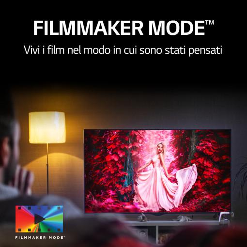 "LG NanoCell 50NANO756PA 127 cm (50"") 4K Ultra HD Smart TV Wi-Fi Blu"