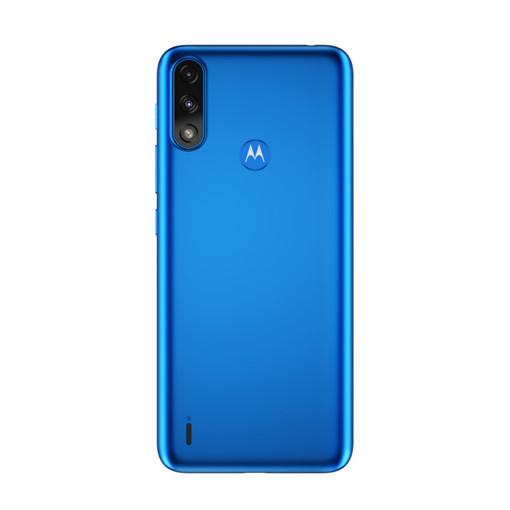 """Motorola moto e7 power 16,5 cm (6.5"""") Dual SIM ibrida Android 10.0 4G USB tipo-C 4 GB 64 GB 5000 mAh Blu"""