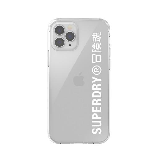 """SuperDry 42596 custodia per cellulare 15,5 cm (6.1"""") Cover Trasparente"""