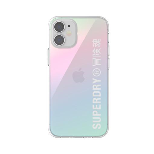 """SuperDry 42598 custodia per cellulare 13,7 cm (5.4"""") Cover Trasparente"""