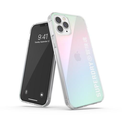 """SuperDry 42599 custodia per cellulare 15,5 cm (6.1"""") Cover Trasparente"""