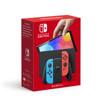 "Nintendo Switch OLED console da gioco portatile 17,8 cm (7"") 64 GB Touch screen Wi-Fi Blu, Rosso"