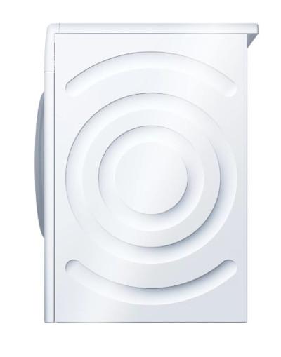 Bosch Serie 4 WTH85V08IT asciugatrice Libera installazione Caricamento frontale 8 kg A++ Bianco
