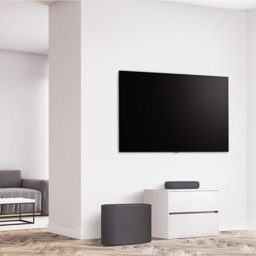 LG QP5.DEUSLLK altoparlante soundbar Nero 3.1.2 canali 320 W