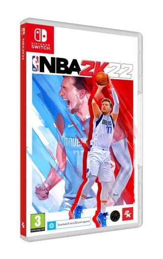 2K NBA 2K22 Basic Multilingua Nintendo Switch