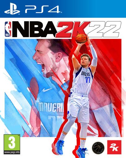 2K NBA 2K22 Basic Multilingua PlayStation 4