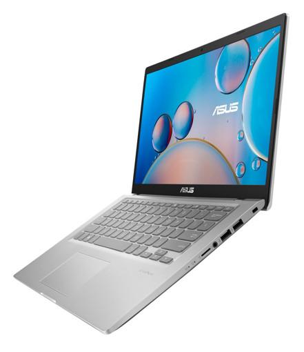 """ASUS M415DA-EB206T Computer portatile 35,6 cm (14"""") Full HD AMD Ryzen 3 8 GB DDR4-SDRAM 256 GB SSD Wi-Fi 5 (802.11ac) Windows 10 Home Grigio, Argento"""