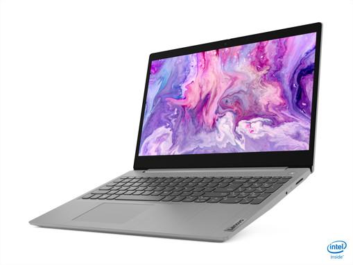 """Lenovo IdeaPad 3 Computer portatile 39,6 cm (15.6"""") Full HD Intel® Core™ i5 di decima generazione 8 GB DDR4-SDRAM 256 GB SSD Wi-Fi 5 (802.11ac) Windows 10 Home Grigio, Platino"""