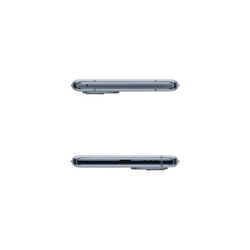 OPPO Reno Reno6 Pro Smartphone 5G, Qualcomm 870, Display 6.55'' FHD+ AMOLED 90Hz, Quadrupla fotocamera 50+16+13+2MP & AI Highlight Video 2.0., RAM 12GB + ROM 256GB, 4500mAh & SuperVOOC 2.0 65W, Wi Fi 6, Dual Sim, [Versione Italiana], Lunar Grey